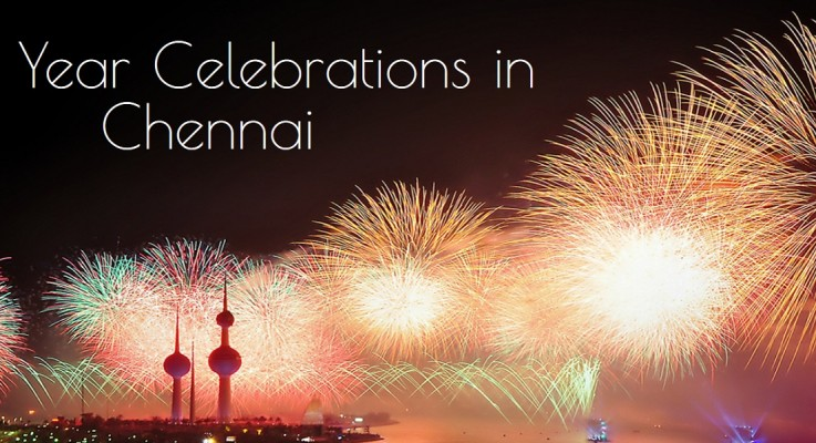 New Years Eve Celebrations in Chennai