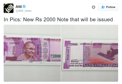 2000 rupees new note