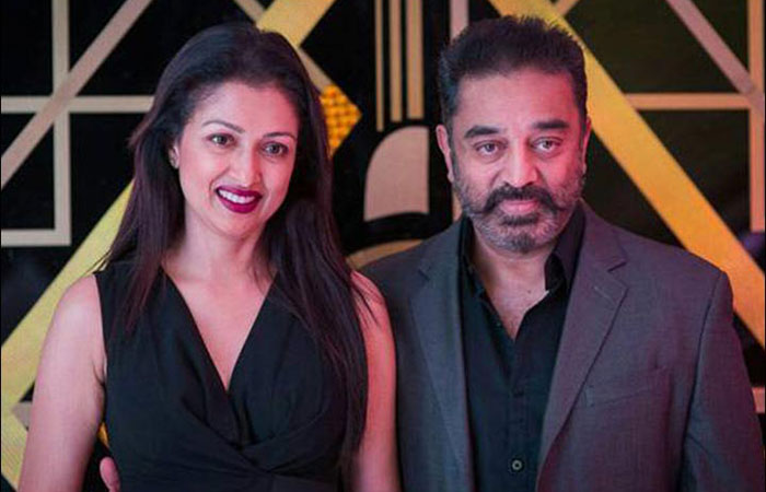 Separation of Kamal Haasan and Gautami