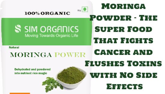 how to make moringa powder taste good