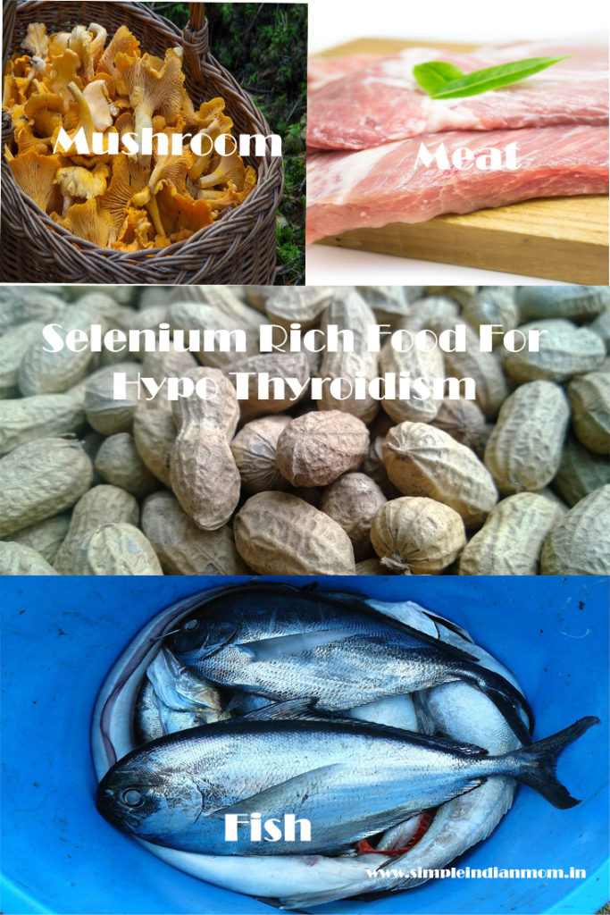 Selenium-Rich Foods for Thyroid