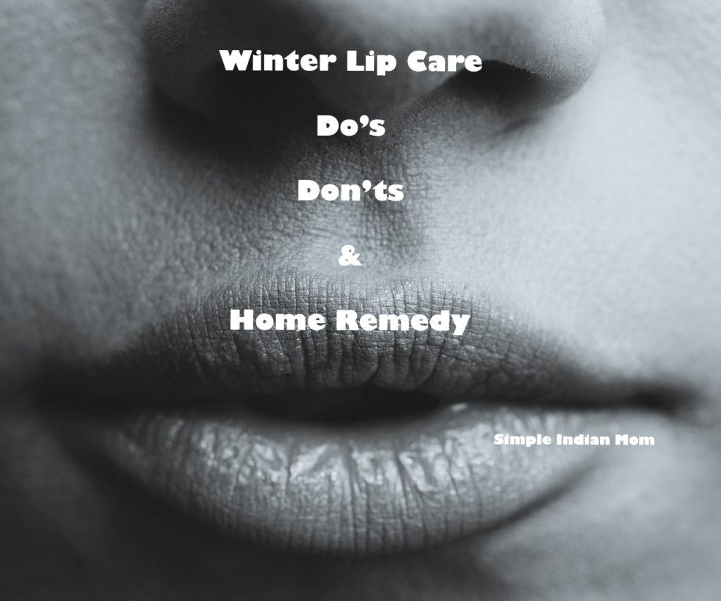 Winter Lip-care